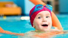 Bebek Yüzme Kursu