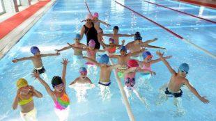 03 Yaş ve 05 Yaş Yüzme Eğitimleri