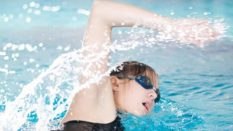 Yüzme Nefes Egzersizleri